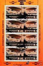 (5.06) 25 MOTIVBÖGEN KOREA - LUPOSTA KÖLN 1983