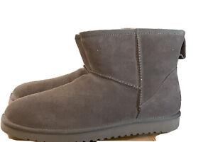 KOOLABURRA BY UGG/ MEN'S BURRA MINI 1105970 STING SIZE 12 BOOTS/ BRAND NEW