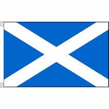 St Andrews (Light Blue) Small Flag 3ft x 2ft Scotland Country Banner New