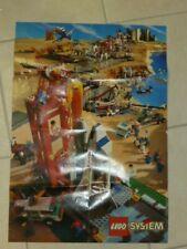 LEGO® Town Poster p95eut 1995 4.100.090/4.100.091-EU B2460