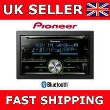 Pioneer FH-X730BT DoubleDin Car Stereo USB AUX CD MP3 Player Tuner Bluetooth NEW