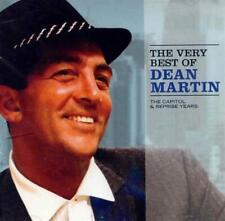 The Very Best of Dean Martin: The Capitol & Reprise Years - Music CD - Martin, D