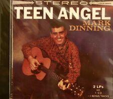 MARK DINNING 'Teen Angel' - 2 LPs on 1 CD - 29 Tracks
