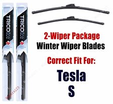 WINTER Wipers 2-Pack fits 2012+ Tesla S - 35280/180