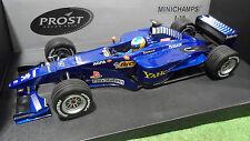 F1 PROST PEUGEOT AP03 # 15 HEIDFELD 1/18 MINICHAMPS 180000015 voiture miniature