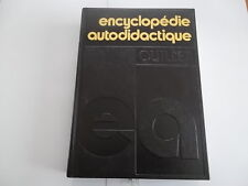 NOUVELLE ENCYCLOPEDIE AUTODIDACTIQUE TOME 2 LITTERATURE EDITIONS QUILLET