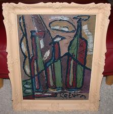 Bohumil Samuel KECIR (1904-1987) Stilleben des geheimnisvollen Malers