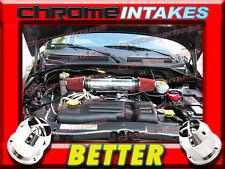 CF BLACK RED DUAL 05-10 JEEP GRAND CHEROKEE 5.7 6.1L V8 SRT8 HEMI AIR INTAKE KIT