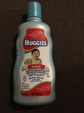 Huggies Extra Sensitive Wash Hair And Body 9fl.oz