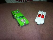 Hot Wheels Jack Hammer and 1983 Double Vision