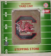 SOUTH CAROLINA GAMECOCKS LICENSED ROUND STEPPING STONE