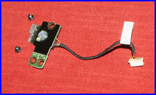 GENUINE OEM Power Button Board with Cable For Dell Precision M4600
