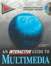 An Interactive Guide to Multimedia by Que Education and Training Staff (1996,...