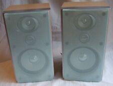 Regallautsprecher Neuwertig Paar kleine Boxen 8 Ohm 5 Watt ca. 26,5 x 14,5 x 13