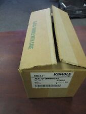 "Kimble/Kimax Art# 32600, 1 gallon (6X12"") New Cylindrical Jar"