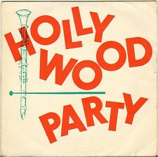 """PIERRE SPIERS & HOLLYWWOD CLUB ORCHESTRA """"HOLLYWOOD ROCK"""" 50'S EP"""