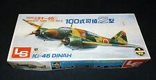 LS Models 1/72 Mitsubishi Ki-46 II Type 100-2 Dinah - High Speed Recon