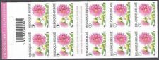 Belgium**DAHLIA- Flowers-Booklet 10 stamps-Fleurs-Bloemen-Blume-Flor-2007-Fiori
