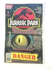 Jurassic Park TOPPS Comics # 1 1993