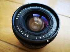 Leica Leitz Wetzlar Elmarit R 24mm f2.8 3cam lens