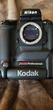 Rare F5 Nikon Kodak DCS 760C 6.0MP Digital SLR Camera with camera lens