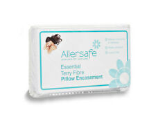 Allersafe Anti Allergy Terry Pillow Encasement
