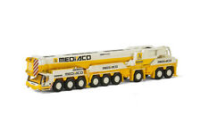 Collectible WSI 1:87 Liebherr LTM1750-9.1 Off-Road Crane Vehicles Diecast Model