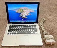 Apple Macbook Pro 13 | 8GB RAM | 1TB SSD | 2.26GHz Intel  | MacOS 2019 Catalina