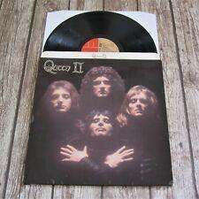 QUEEN : Queen II - UK 1974 Vinyl LP Album Record Gatefold Sleeve EMA 767