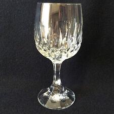 Cristal de Paris Hauteur ± 16,2 cm verre à eau cristal taillé France