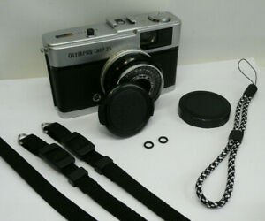Accessories for the Olympus Trip 35 - Lens Cap - Wrist Strap - Neck Strap etc