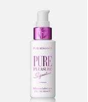 Pure Romance Pure Pleasure Silicone Lubricant NEW! *FREE SHIPPING*