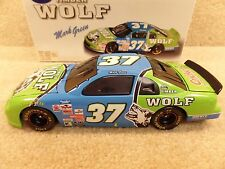 New 1997 Action 1:24 Diecast NASCAR Mark Green Timber Wolf Monte Carlo #37 BW