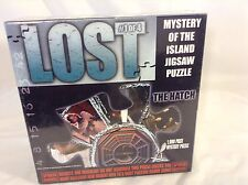 Lost Mystery Of The Island 1000 Pc. Jigsaw Puzzle #1 Of 4 The Hatch New & Sealed
