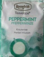1 x 20 tea bags Ronnefeldt -  Peppermint