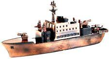Navy Destroyer Ship Die Cast Metal Collectible Pencil Sharpener