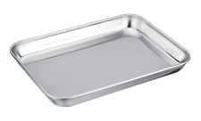 Toaster Oven Baking Pan Broiler Roasting Grill Replacement Tray Stainless Steel