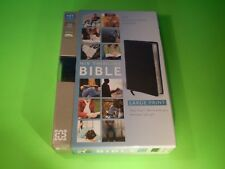 NIV Thinline Bible by Zondervan Bibles Staff (2011, Bonded Leather, Special)
