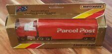 1994 Australia Post Parcel Truck - Matchbox Diecast Ford Limited Edition