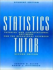 Statistics Tutor: Tutorial and Computational Software for the Behavioral