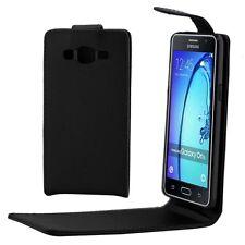 Handy Tasche für Samsung Galaxy On5 / G5500 Flip Cover Schutz Hülle Etui SMG-53