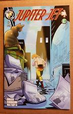 Jupiter Jet #3 1st Print Action Lab Comics Unread High Grade 9.4-9.6 vhtf
