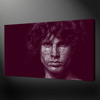 JIM MORRISON CANVAS PICTURE PRINT WALL ART HOME DECOR FREE FAST DELIVERY
