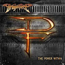 DRAGONFORCE-THE POWER WITHIN: REMASTERED-JAPAN CD F56