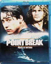Blu-ray Point break di Kathryn Bigelow 1991 Usato