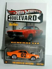 HOT WHEELS CUSTOMS '69 DODGE CHARGER BOULEVARD General Lee The Dukes of H.Real R