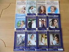 """12 """"Bastei"""" Romantische Bibliothek - Romane in Einzelheften, Neue Ausgaben 05"""