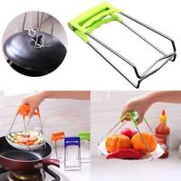 Picnic Pot Anti-Hot Clip Holder Clamp Lifter For Dish Microwave A2Z4 Kitche C6D6