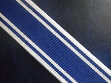Police Long Service and Good Conduct Medal 1951 Ribbon Full Size 15cm long