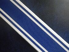 Police Long Service and Good Conduct Medal 1951 Ribbon Full Size 32cm long